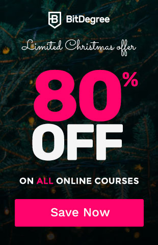 Christmas Sale: 80% OFF on Every Online Course!