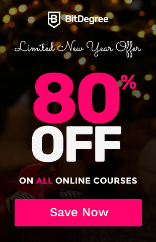 New Year Sale: 80% OFF on Every Online Course!