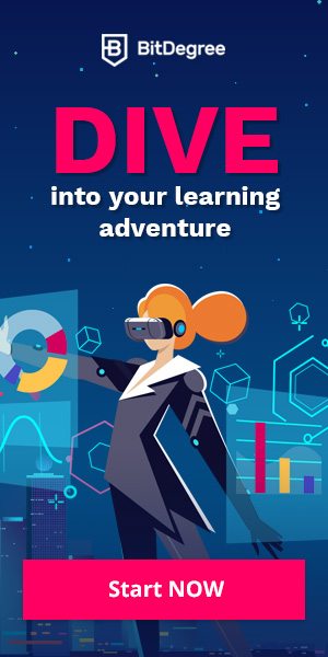 BitDegree: Dive intop your Learning Adventure!